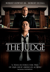Rent The Judge on DVD