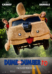 Rent Dumb and Dumber To on DVD