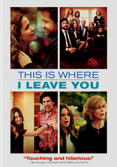 Rent This Is Where I Leave You on DVD