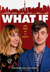 Rent What If on DVD