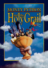 Rent Monty Python and the Holy Grail on DVD