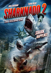 Rent Sharknado 2: The Second One on DVD