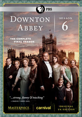 Rent Downton Abbey: Series 6 on DVD