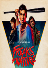 Rent Freaks of Nature on DVD