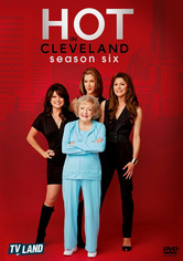 Rent Hot in Cleveland: Season 6 on DVD