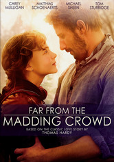 Rent Far from the Madding Crowd on DVD