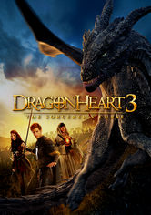 Rent Dragonheart 3: The Sorcerer's Curse on DVD