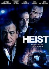 Rent Heist on DVD