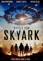 Rent Battle For Skyark on DVD