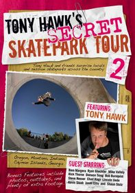 Tony Hawk: Secret Skatepark Tour 2