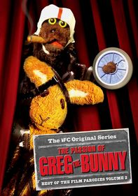 Greg the Bunny Film Parodies Vol. 2