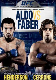 WEC 48: Aldo vs. Faber