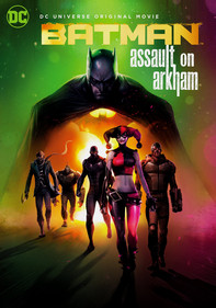 DCU Batman: Assault on Arkham