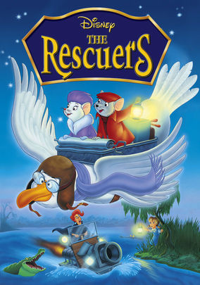 Rent The Rescuers on DVD
