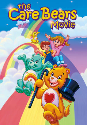 Rent The Care Bears Movie on DVD