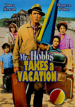 Rent Mr. Hobbs Takes a Vacation on DVD
