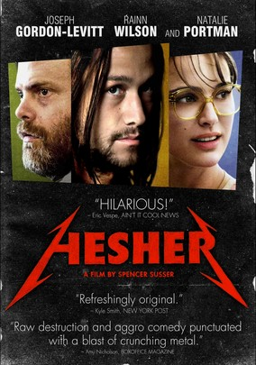 Rent Hesher on DVD
