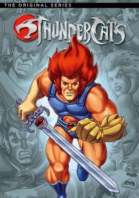 Thundercats Movie Cast on Netflix   Rent Thundercats
