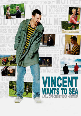 Rent Vincent Wants to Sea on DVD