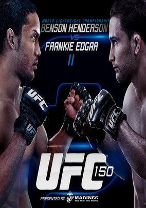 Rent UFC 150: Henderson vs. Edgar II on DVD