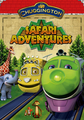 Rent Chuggington: Safari Adventures on DVD