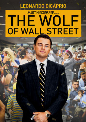 Rent The Wolf of Wall Street on DVD