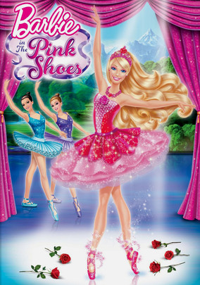 Rent Barbie: In The Pink Shoes on DVD