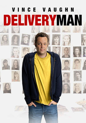 Rent Delivery Man on DVD