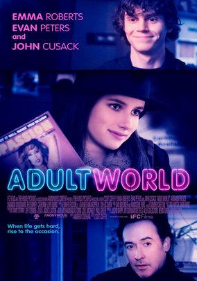 Rent Adult World on DVD