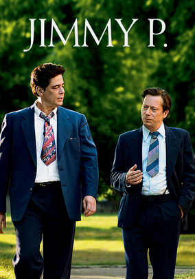 Rent Jimmy P. on DVD