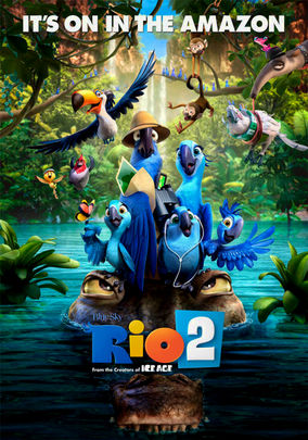 Rent Rio 2 on DVD