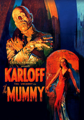 Rent The Mummy on DVD