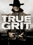 True Grit (1969) Box Art