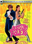 Austin Powers: International Man of Mystery (1997) Box Art
