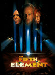 The Fifth Element (1997) Box Art