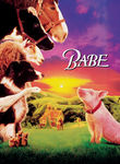 Babe (1995) Box Art