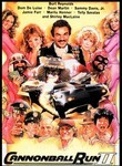 Cannonball Run II (1983) Box Art
