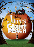James and the Giant Peach (1996) Box Art