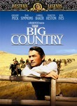 The Big Country (1958) Box Art