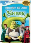 Shrek (2001) Box Art