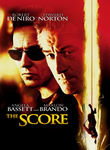 The Score (2001) Box Art