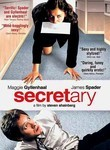 Secretary (2001) Box Art