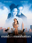 Maid in Manhattan (2002) Box Art