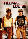 Thelma & Louise (1991) Box Art