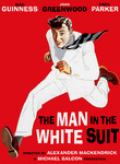 The Man in the White Suit (1951) Box Art