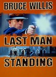 Last Man Standing (1996) Box Art