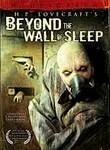 Beyond the Wall of Sleep poster