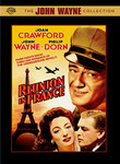 Reunion in France (1942) poster