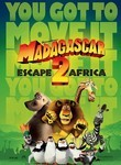 Madagascar: Escape 2 Africa (2008) Box Art