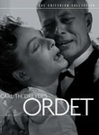 Ordet (1955) Box Art